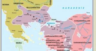 1389'da Osmanlı Devleti