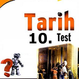 Tarih 10 Test
