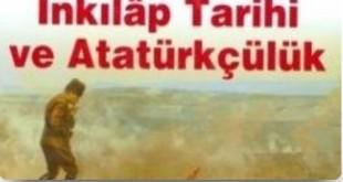İnkılap Tarihi ve Atatürkçülük