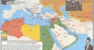 I.dünya savaşı sonrası ortadoğu
