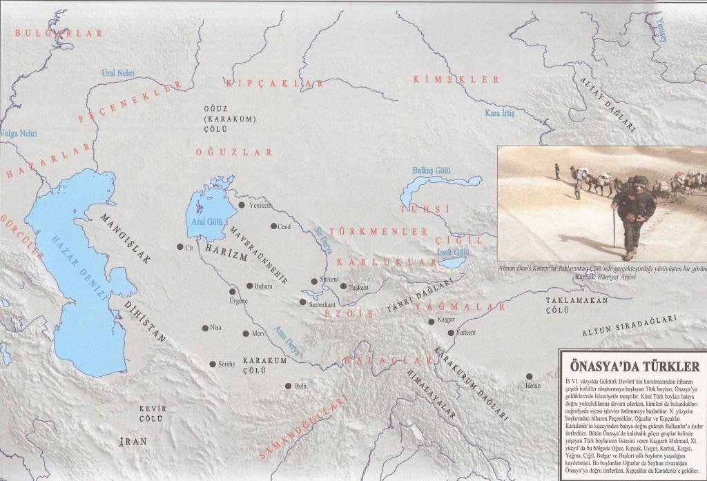26.önasya'da türkler