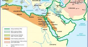 8-9.yyde Abbasi Devleti