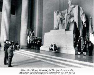 Deng Xiaoping ABD Ziyareti
