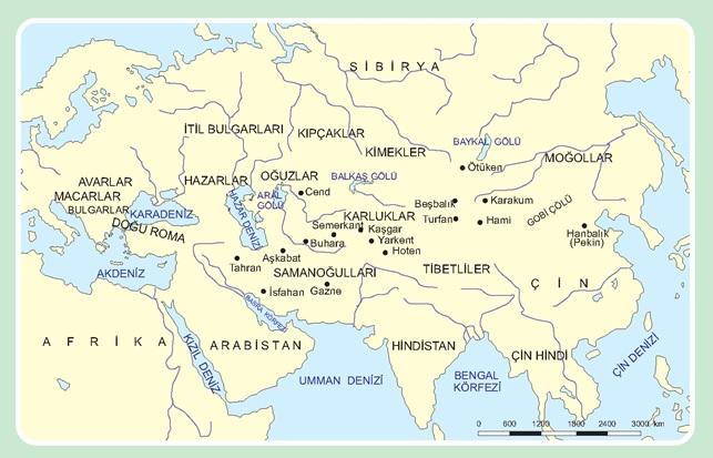 Diğer Türk Devletleri ve Toplulukları