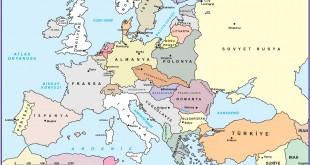 I.Dünya Savaşı Avrupa