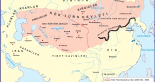 I.Kök Türk Devleti