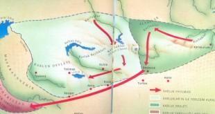 Karluklar Haritası