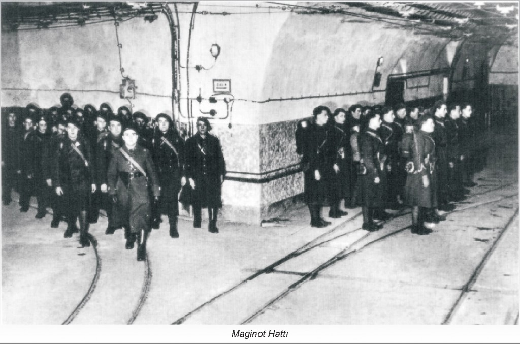 Maginot Hattı