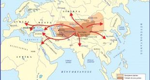 Orta Asya'dan yapılan Türk göçleri