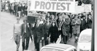 Vietnam Savaşı Protesto