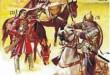 Büyük Selçuklu ordusundan....