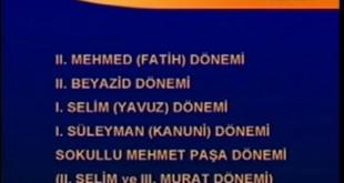 Osmanlı İmp. Yükselme Dönemi