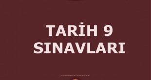 tarih9_sinavlari