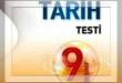 YGS İlk Türk Devletleri Tarih Testi | Test 10 | PDF | İndir