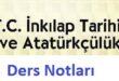Atatürk Döneminde Türk Dış Politikası Ders Notu Konu Özeti